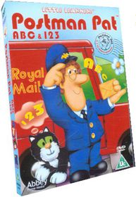 Postman Pat: Postman Pat's ABC and 123 Stories - (Import DVD)