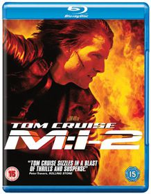 Mission Impossible 2 - (Import Blu-ray Disc)