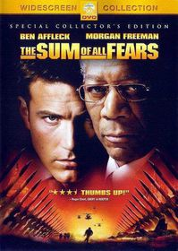 The Sum of All Fears (DVD)