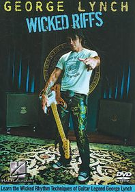 George Lynch:Wicked Riffs - (Region 1 Import DVD)