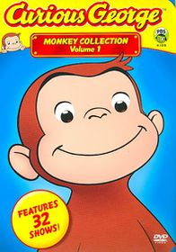 Curious George:Monkey Collection V 1 - (Region 1 Import DVD)