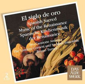 Spanish Sacred Music Of The Renaissance - Various Artists (CD)
