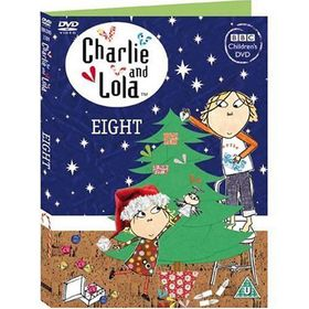Charlie and Lola: Eight - (Import DVD)