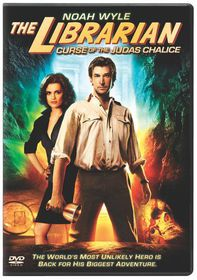 Librarian 3:Curse of the Judas Chalic - (Region 1 Import DVD)