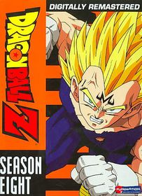 Dragon Ball Z:Season 8 - (Region 1 Import DVD)