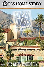 Great Lodges of the National Parks:We - (Region 1 Import DVD)