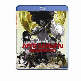 Afro Samurai:Resurrection (Director's Cut) - (Region A Import Blu-ray Disc)