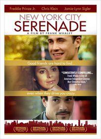 New York Serenade - (Region 1 Import DVD)