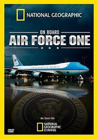 On Board Air Force One - (Region 1 Import DVD)