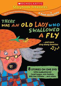 There Was an Old Lady Who Swallowed a - (Region 1 Import DVD)