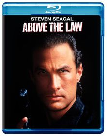 Above the Law - (Region A Import Blu-ray Disc)