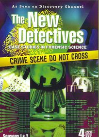 New Detectives Season 1-2 - (Region 1 Import DVD)
