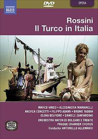 Rossini: Turco In Italia - Turco In Italia (DVD)