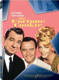 Fortune Cookie (1966) - (DVD)
