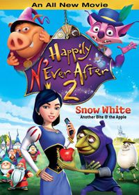 Happily N'Ever After 2: Snow White - (Region 1 Import DVD)