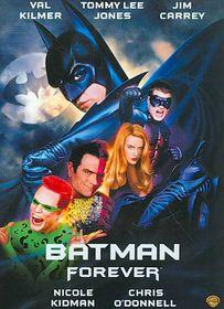 Batman Forever:Special Edition - (Region 1 Import DVD)