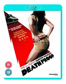 Death Proof - (Import Blu-ray Disc)