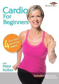 Cardio for Beginners - (Region 1 Import DVD)