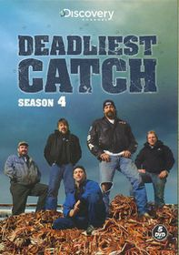 Deadliest Catch:Season 4 - (Region 1 Import DVD)