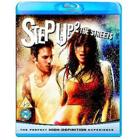Step Up 2 the Streets - (Import Blu-ray Disc)