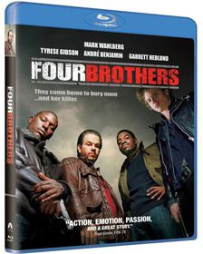 Four Brothers - (Import Blu-ray Disc)