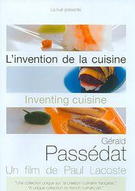 Inventing Cuisine: Gerald Passedat - (Import DVD)