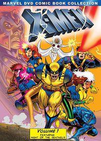 Marvel X Men Vol 1 - (Region 1 Import DVD)