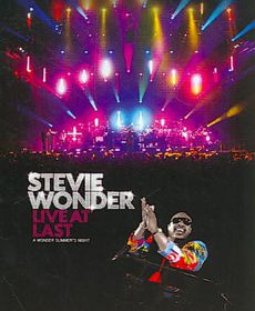 Stevie Wonder: Live at Last - (Import Blu-ray Disc)