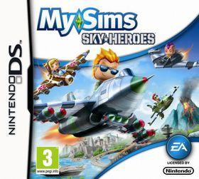 MySims SkyHeroes (NDS)