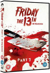 Friday the 13th: Part 7 - (Import DVD)