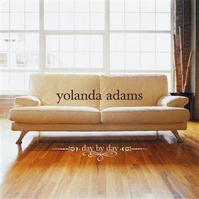 Yolanda Adams - Day By Day (CD)
