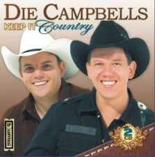 Die Campbells - Keep It Country (CD)