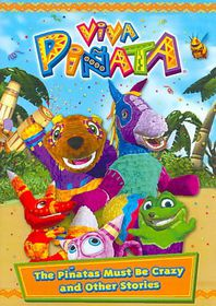 Viva Pinata:Pinatas Must Be Crazy and - (Region 1 Import DVD)