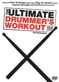 Ultimate Drummer?S Workout - (Region 1 Import DVD)