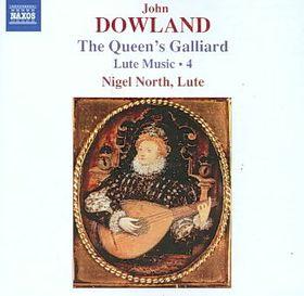 Dowland: Lute Music Vol 4 - Lute Music - Vol.4 (CD)