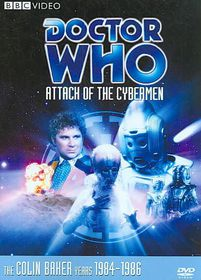 Doctor Who:Ep 138:Attack of the Cyber - (Region 1 Import DVD)