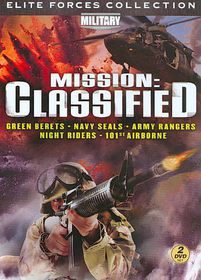 Mission:Classified (Elite Forces Coll - (Region 1 Import DVD)