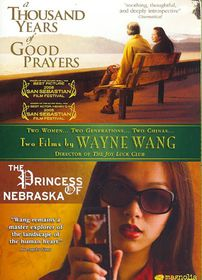 Thousand Years of Good Prayers/Prince - (Region 1 Import DVD)