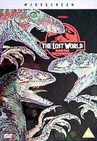 The Lost World: Jurassic Park 2 (DVD)