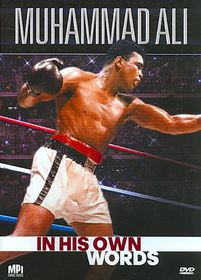 Muhammad Ali:in His Own Words - (Region 1 Import DVD)