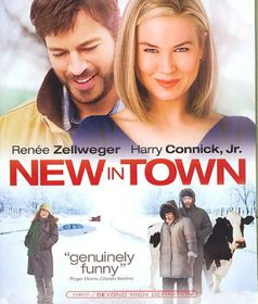New in Town - (Region A Import Blu-ray Disc)