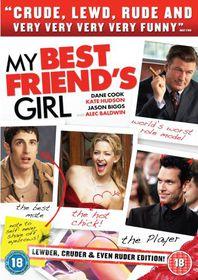 My Best Friend's Girl - (Import DVD)