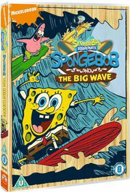 SpongeBob Squarepants: SpongeBob and the Big Wave - (Import DVD)