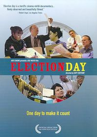 Election Day - (Region 1 Import DVD)