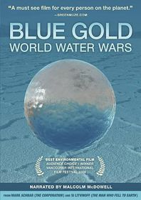 Blue Gold:World Water Wars - (Region 1 Import DVD)