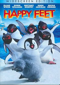 Happy Feet - (Region 1 Import DVD)