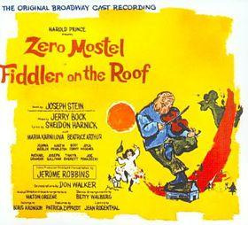 Fiddler on the Roof (Ocr)(Original 19 - (Import CD)