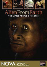 Alien from Earth - (Region 1 Import DVD)