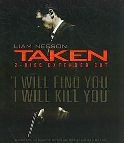 Taken - (Region A Import Blu-ray Disc)