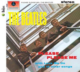 Beatles The - Please, Please Me (2009) (CD)